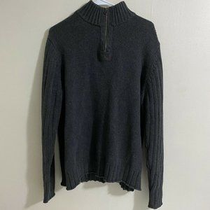 Polo Jeans Company 1/4 Zip Pullover Sweater